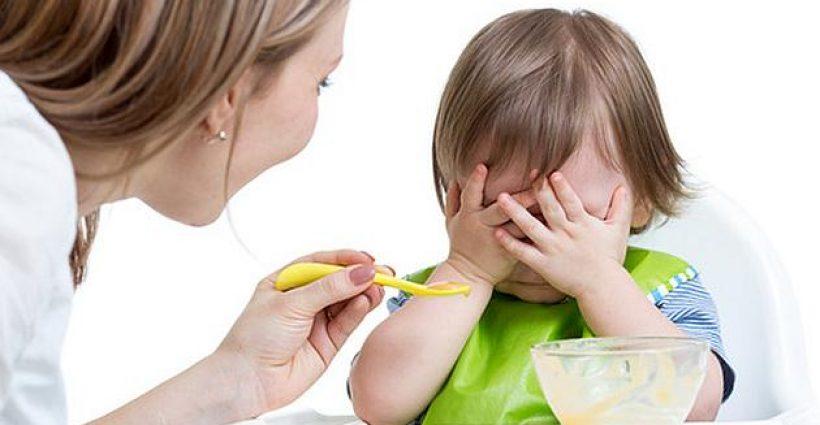 Zašto moje dijete ne želi da jede?