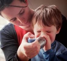 Dugotrajan kašalj i česte inhalacije