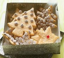 Šećerni kolačići sa cimetom