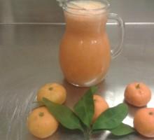 Mandarina i sok od nje