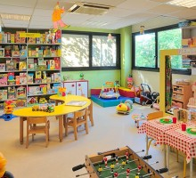 Biblioteka igračaka dobila svoj prostor u Podgorici
