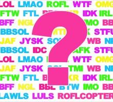 Mislite li da znate akronime na društvenim mrežama – Provjerite!