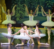 Balerine Princeze Ksenije sjutra izvode balet Krcko Oraščić