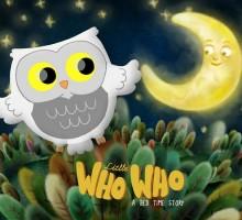 Aplikacija Little Who Who – priča u rimi