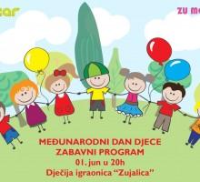 U nedjelju u Zujalici proslava Međunarodnog dana djece