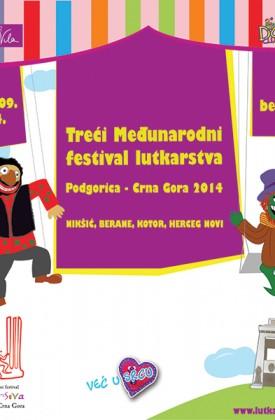 Festivalske lutkarske predstave u Podgorici i još četiri crnogorska grada