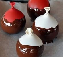 Jestive čokoladne zdjele