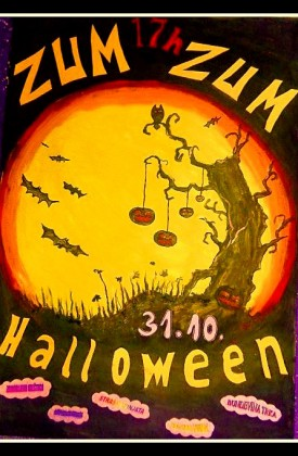 Noć Vještica narednog petka u Zum Zumu