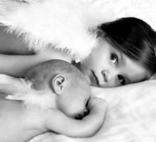 Djeca i anđeli čuvari