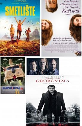 Program Cineplexxa do 19. novembra