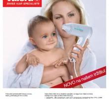 Alfa Ton Lekić poklanja vam fen za bebe