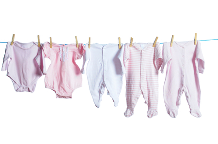 Koliko vam odjeće treba za novorođenče?