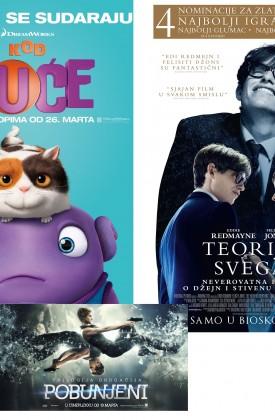Program Cineplexxa do 25. marta