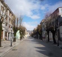 """Policija tvrdi da Cetinjem ne kruži """"bijeli kombi bez tablica koji krade djecu"""""""