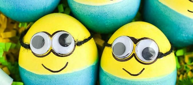 Minion uskršnja jaja