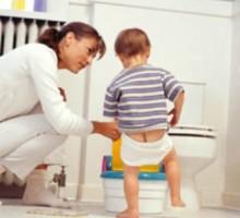 Odbijanje djeteta da veliku nuždu obavi na tuti ili šolji