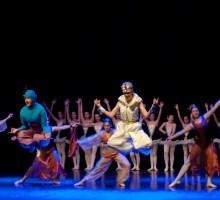 Baletska trupa Allegro izvodi večeras koreobajku Aladin u KIC-u