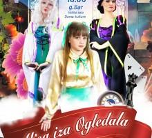U nedjelju predstava Alisa iza ogledala u Baru