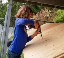 Devetogodišnja djevojčica gradi pokretna skloništa za beskućnike
