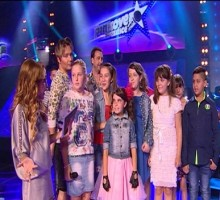 Djeca koja učestvuju u Zvezdicama deset godina pripadaju Pinku