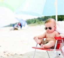 Na šta obratiti pažnju kod traženja smještaja za ljetovanje sa bebom?