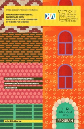 Počinje 23. Kotorski festival pozorišta za djecu