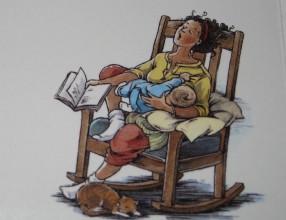 Dojite iako vaša 'beba' umije da kaže: 'Daj mama siku'