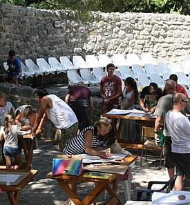 Počinje besplatna ljetna škola mozaika za djecu u Budvi
