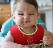 """Metoda """"beba vođa dohrane""""opovrgava praksu da se djeca dohranjuju kašicama"""
