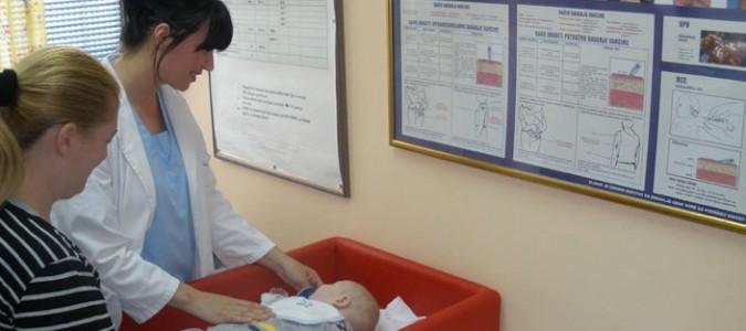 Izabranog pedijatra nema više od 2 hiljade djece