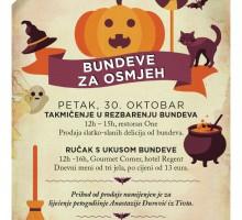 Takmičenje u rezbarenju bundeva za pomoć petogodišnjoj Anastaziji Đurović