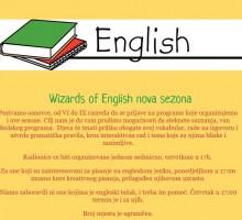 Besplatne radionice engleskog jezika za osnovce od 6. do 9. razreda