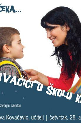 Radionice za roditelje i djecu od 25. do 29. aprila