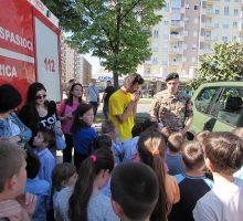 Održan Veliki saobraćajni čas u Podgorici