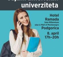 U petak Sajam američkih univerziteta u Podgorici