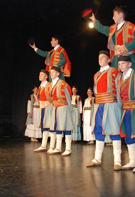 Krajem sedmice završni koncerti Dječijih folklornih ansambala JU Zahumlje