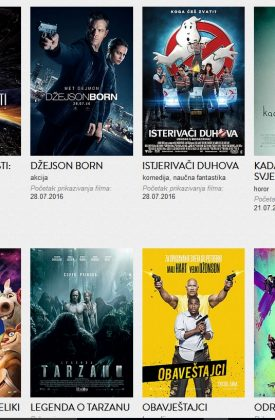 Četiri nova filma u Cineplexxu od sjutra