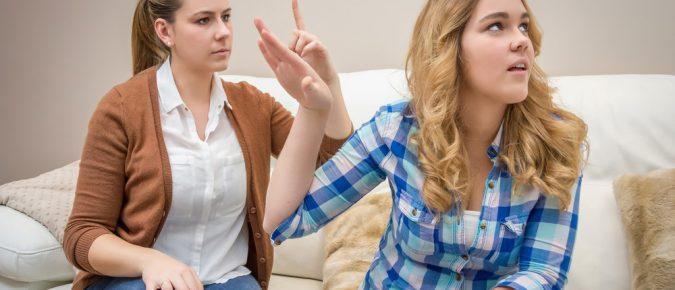 Kad se tinejdžeri stide roditelja
