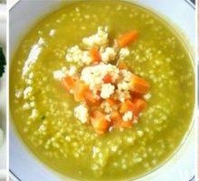 Povrtna supa sa prosom (8+)