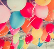 Napravite leteće balone kod kuće, bez helijuma
