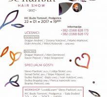 Humanitarna revija frizura i modela, za pomoć djeci oboljeloj od kancera