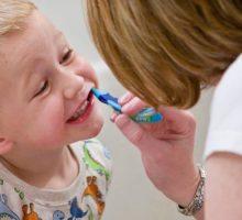 Tehnika pranja zuba kod djece