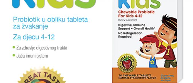 Multivitaminski gumići za djecu kao prevencija prehlada i infekcija