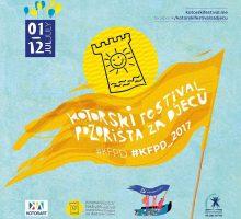 Pogledajte glavni program Kotorskog festivala za djecu